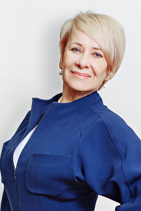 Безбородова Светлана Михайловна