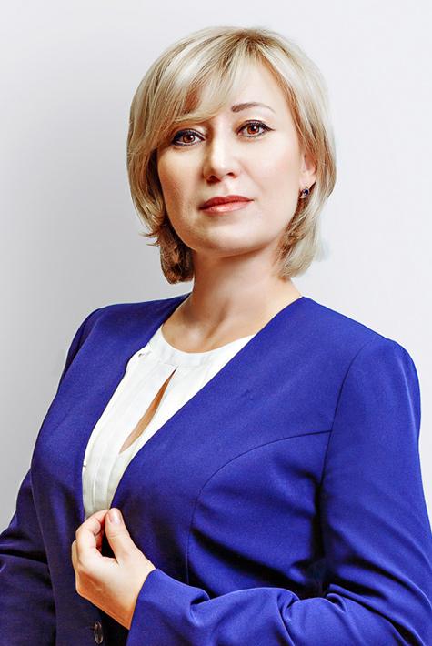 Николаева Елена Аркадьевна