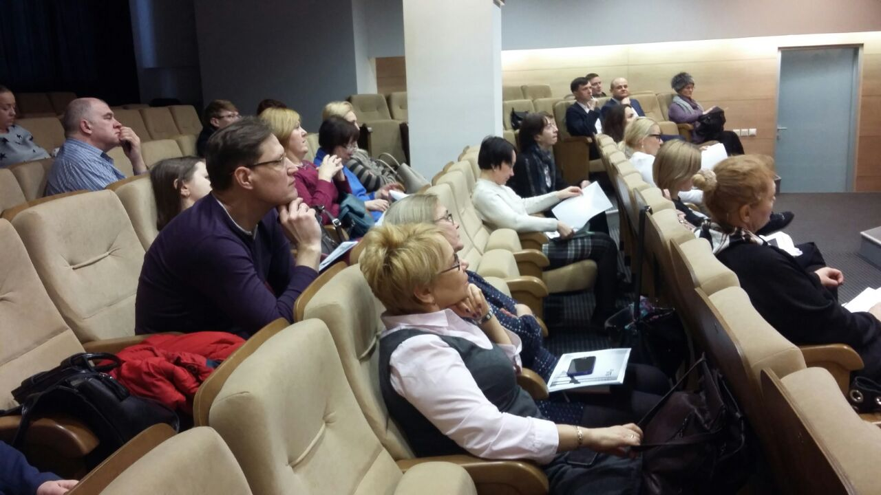 Бк_недвижимость на семинаре от Синара-девелопмент