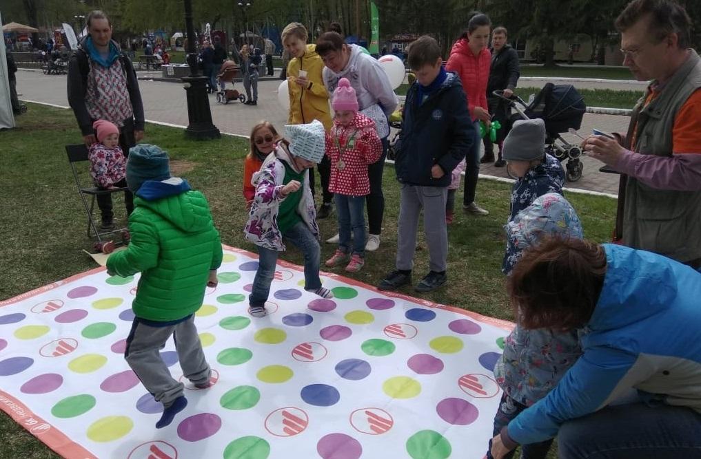 Твист от БК_НЕДВИЖИМОСТЬ, Зеленый марафон 2018